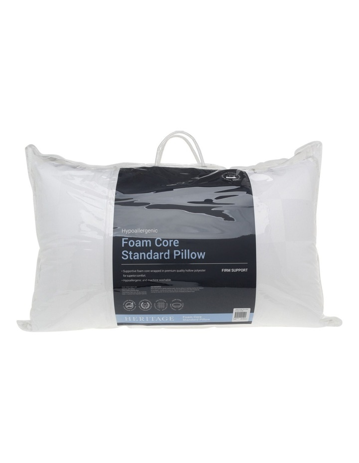 Foam Core Polyester Pillow image 1