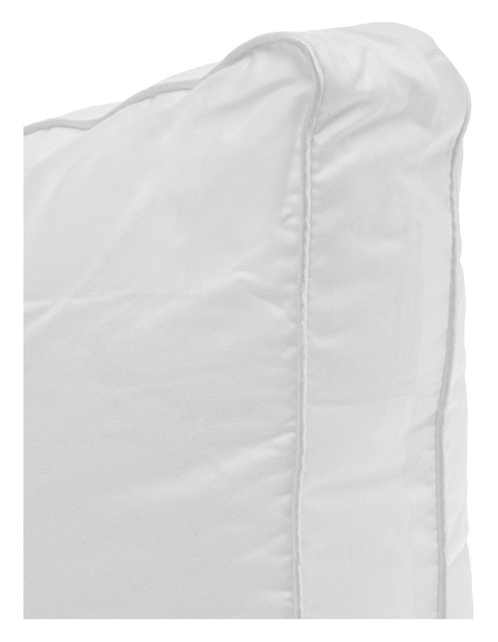 Gusseted Standard Polyester Pillow 2 Pack image 3