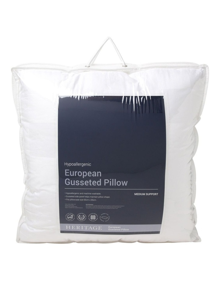 Gusseted European Pillow image 1