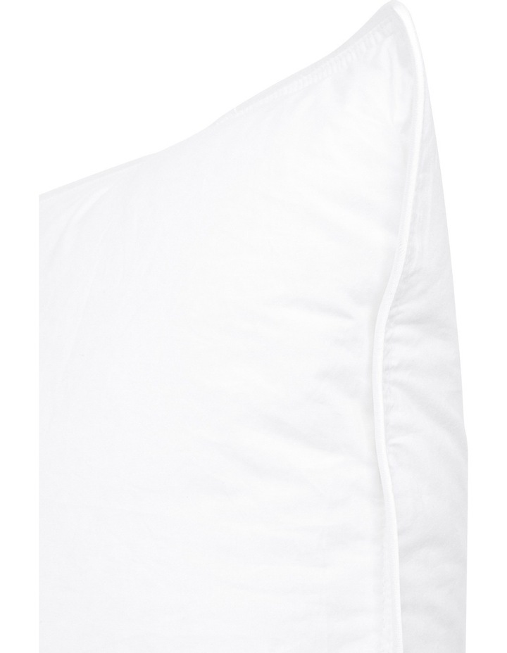 50/50 White Duck Down & Feather Pillow:High image 3