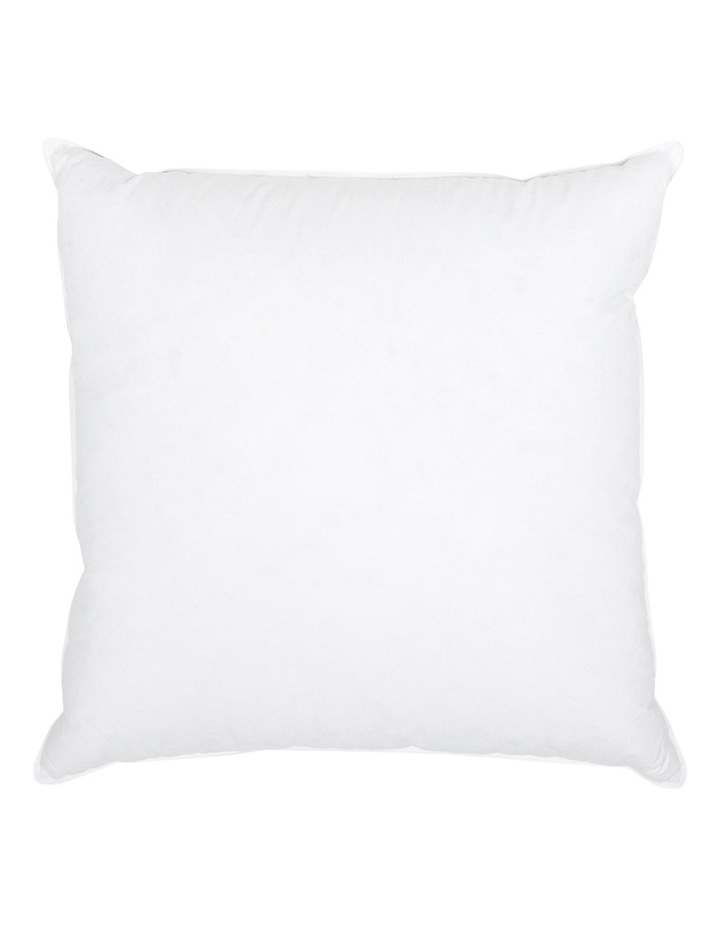 50/50 White Duck Down & Feather Pillow image 2