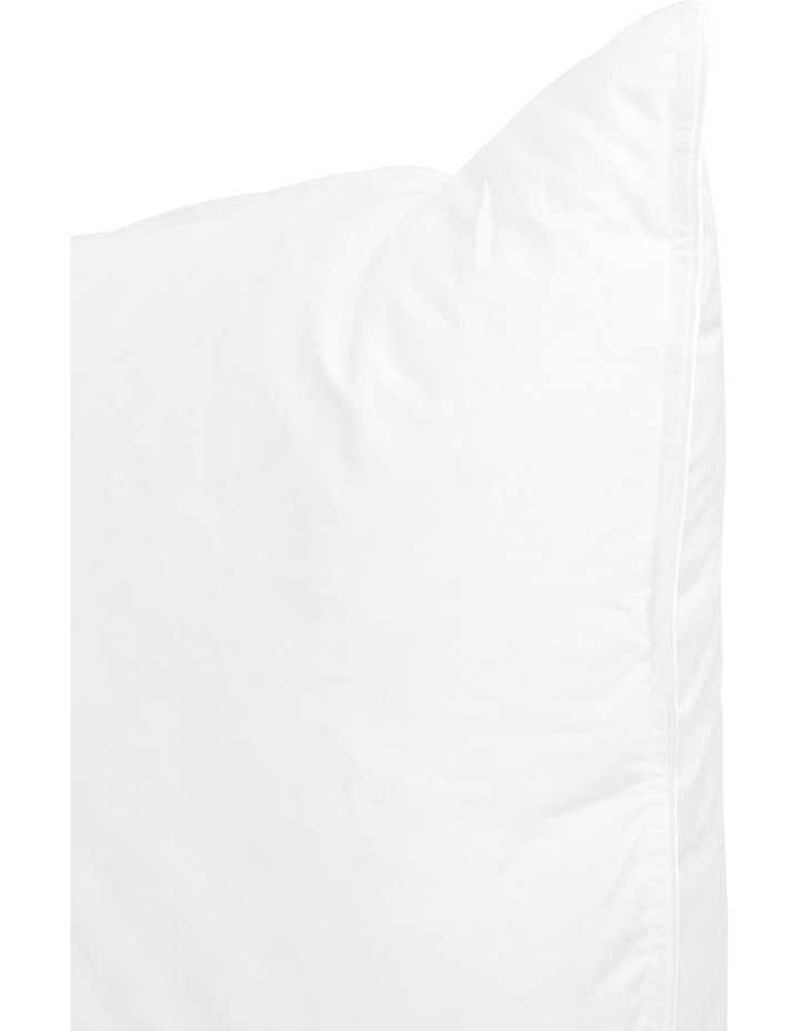 50/50 White Duck Down & Feather Pillow image 3