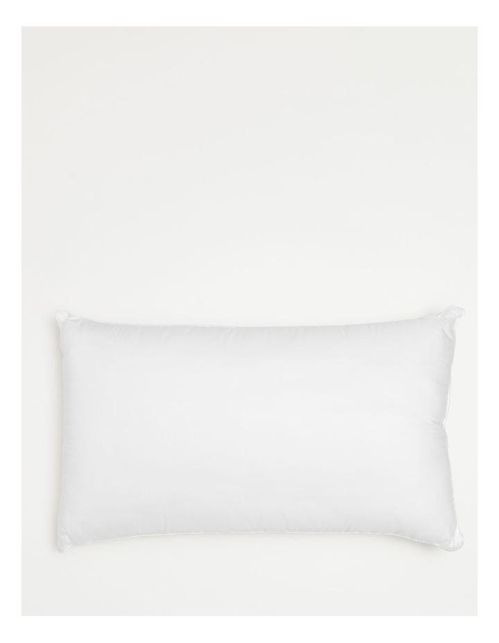 White Goose Down & Feather Pillow image 2