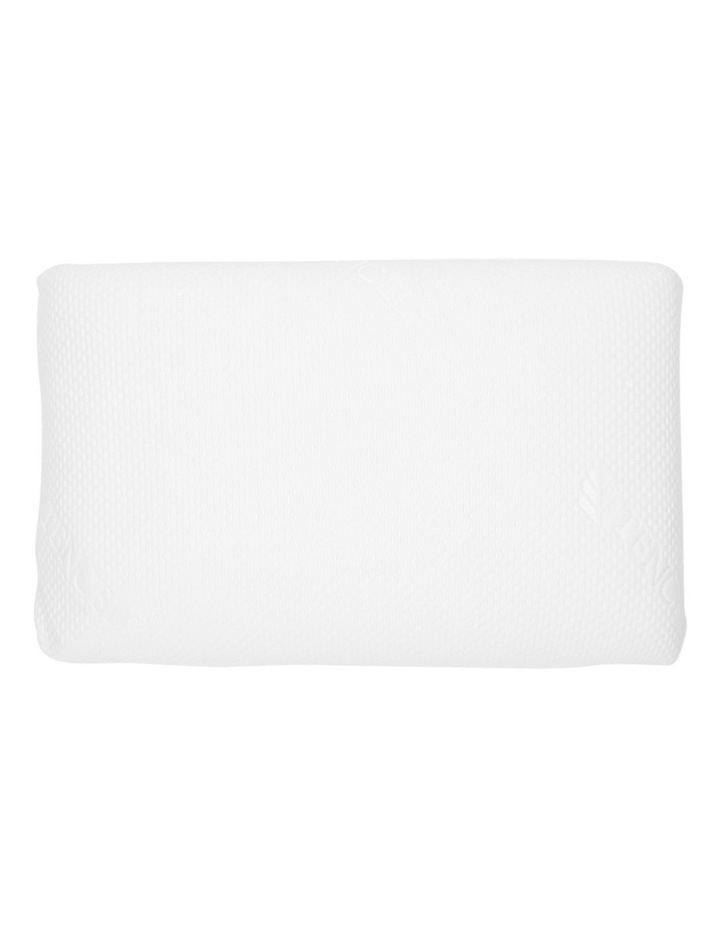 Memory Foam High Profile Firm Pillow image 2