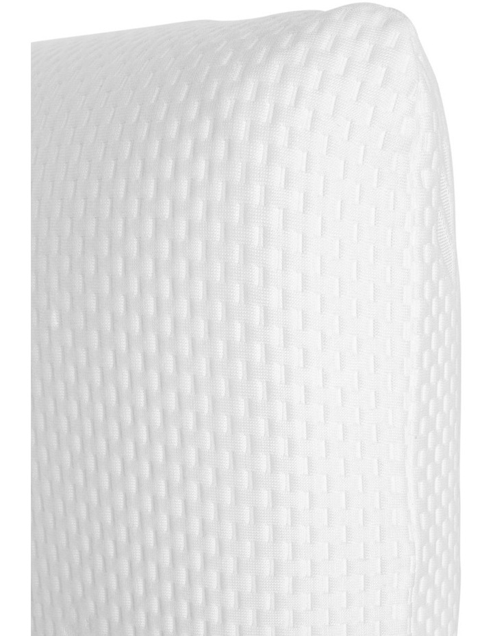 Memory Foam High Profile Firm Pillow image 3