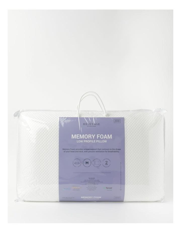 Memory Foam Pillow image 1