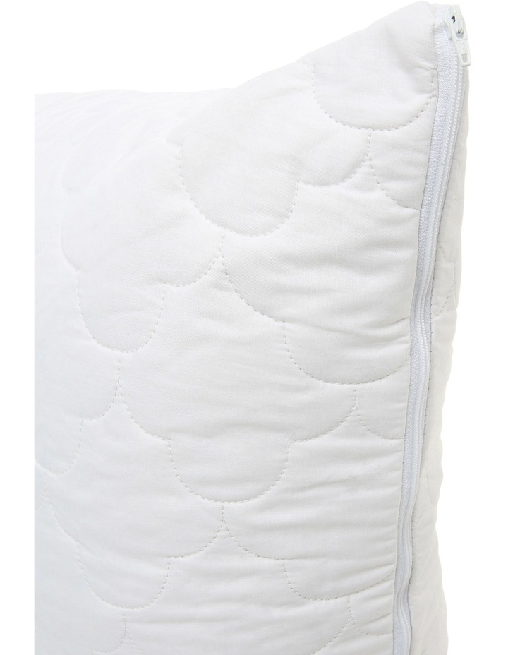 Australian Superfine Cotton Quilted Pillow Protector image 2