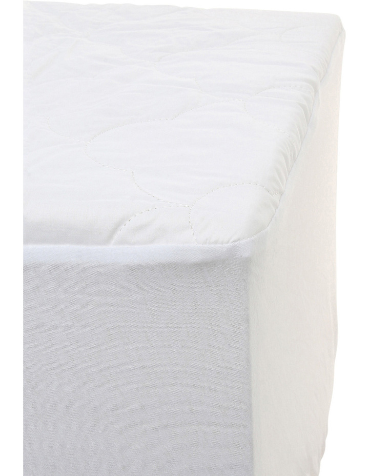 Australian Superfine Cotton Quilted Mattress Protector image 2