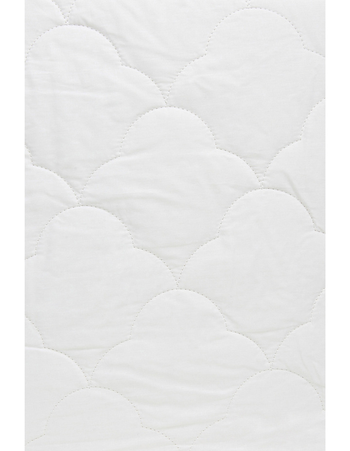 Australian Superfine Cotton Quilted Mattress Protector image 3