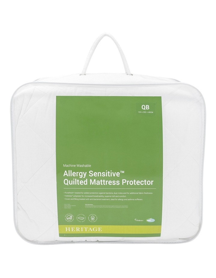 Allergy Sensitive Mattress Protector:SB image 1