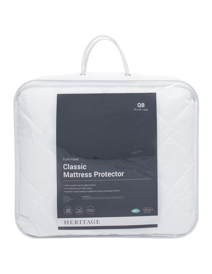 Cotton Top Mattress Protector image 1