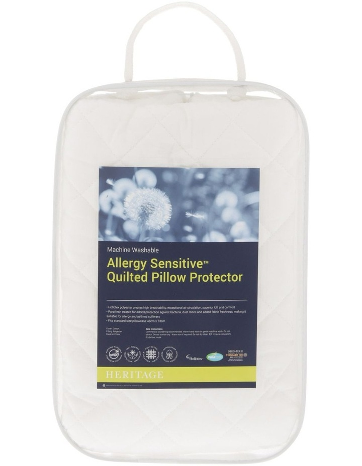 Allergy Sensitive Pillow Protector image 1