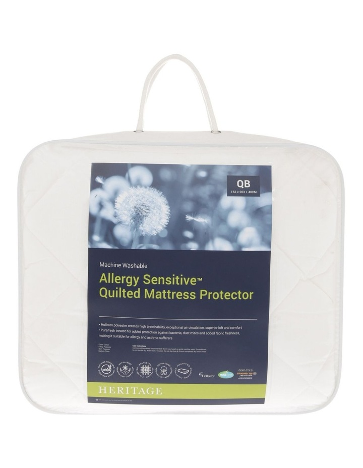 Allergy Sensitive Mattress Protector image 1