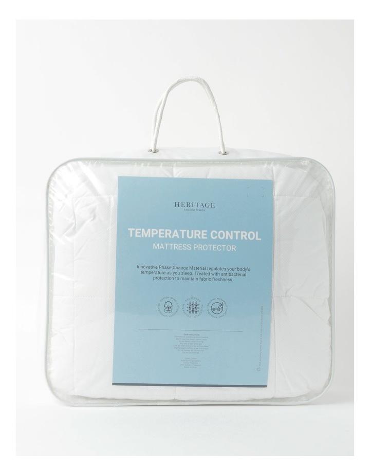 Temperature Control Mattress Protector image 1