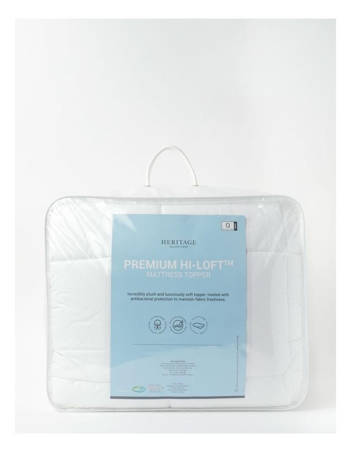 Premium Hi-loft Mattress Topper image 1