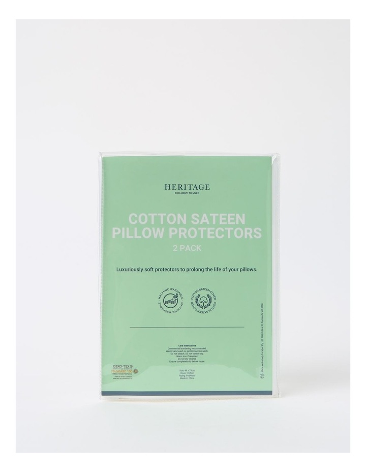Cotton Pillow Protector Pack image 1