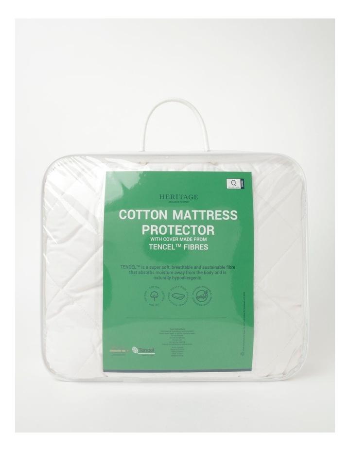 Tencel Cotton Mattress Protector image 1