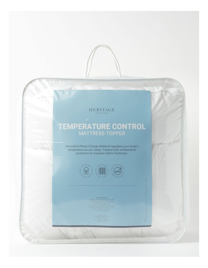 Temperature Control Mattress Topper image 1