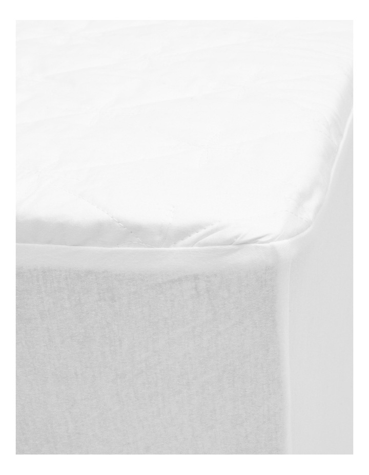 Australian Superfine Cotton Quilted Waterproof Mattress Protector image 3