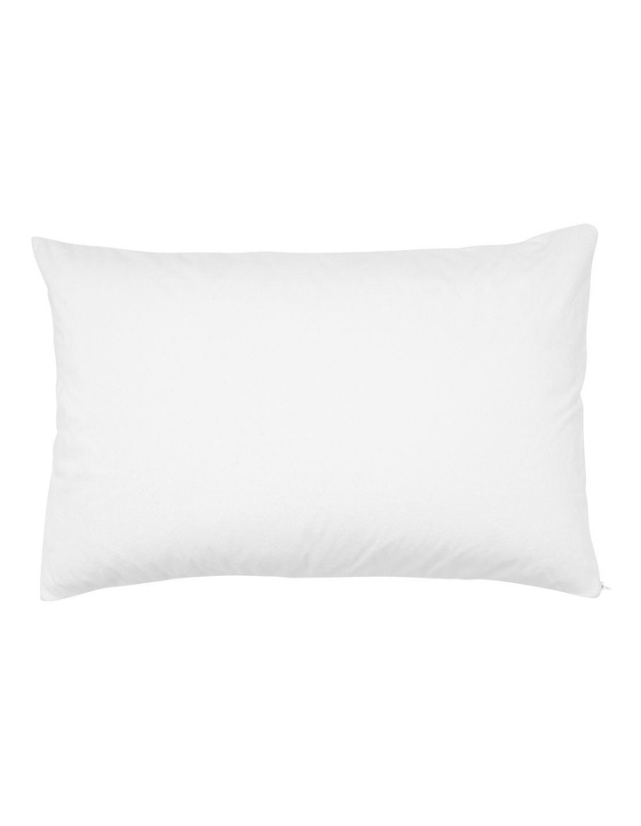 Terry Towelling Waterproof Pillow Protector image 2