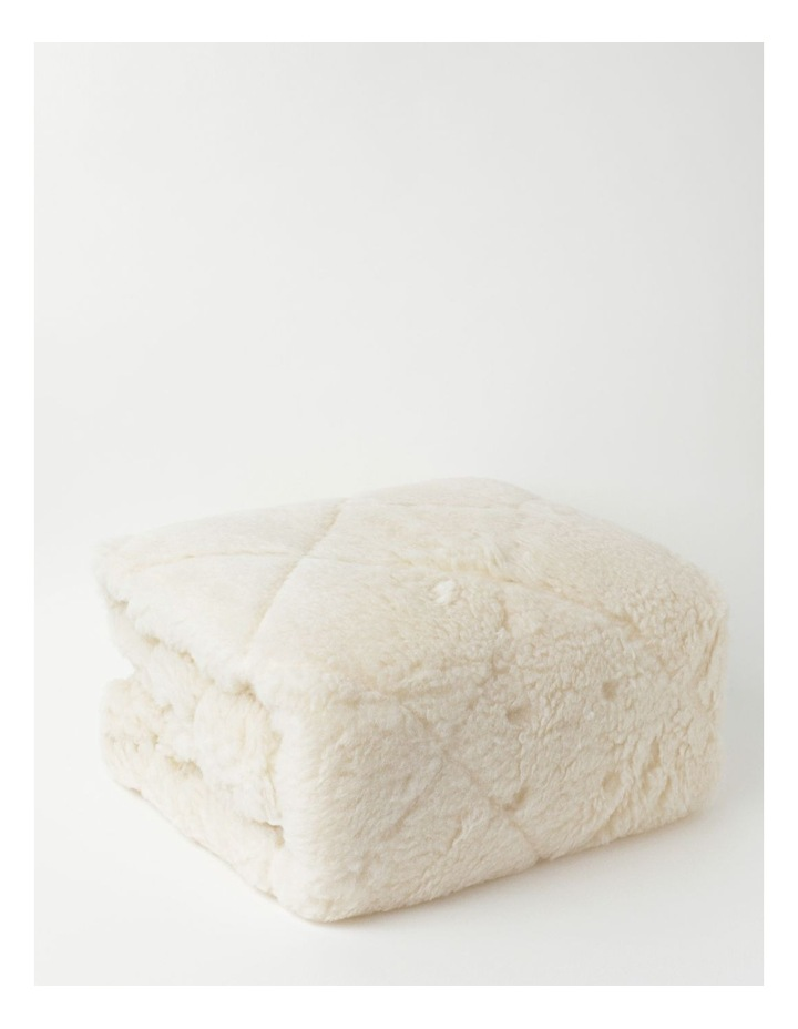 Australian Wool Reversible Under blanket image 2