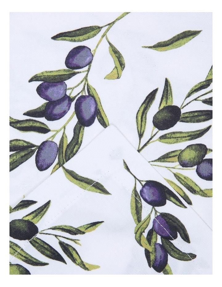 Olive Leaf Tablecloth 150x280cm image 1
