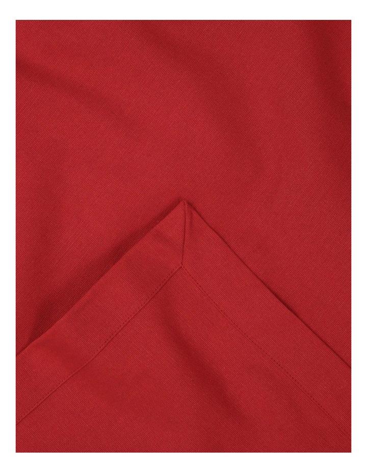 Manhattan Tablecloth 180 x 280cm Red image 1