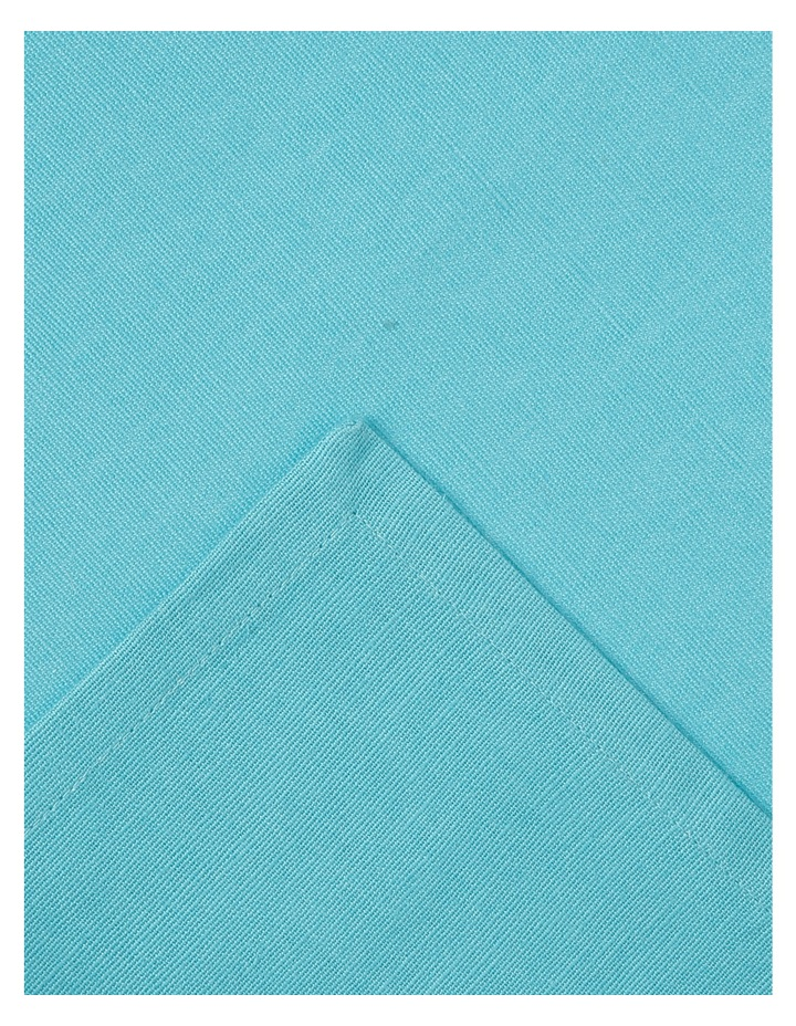 Manhattan Napkin set of 4 50 x 50cm Milky Blue image 2