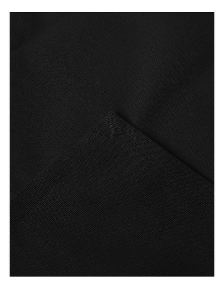Black Manhattan Napkin Set image 2