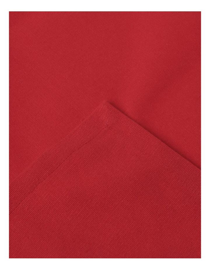 Manhattan Napkin Set of 4 Red image 2