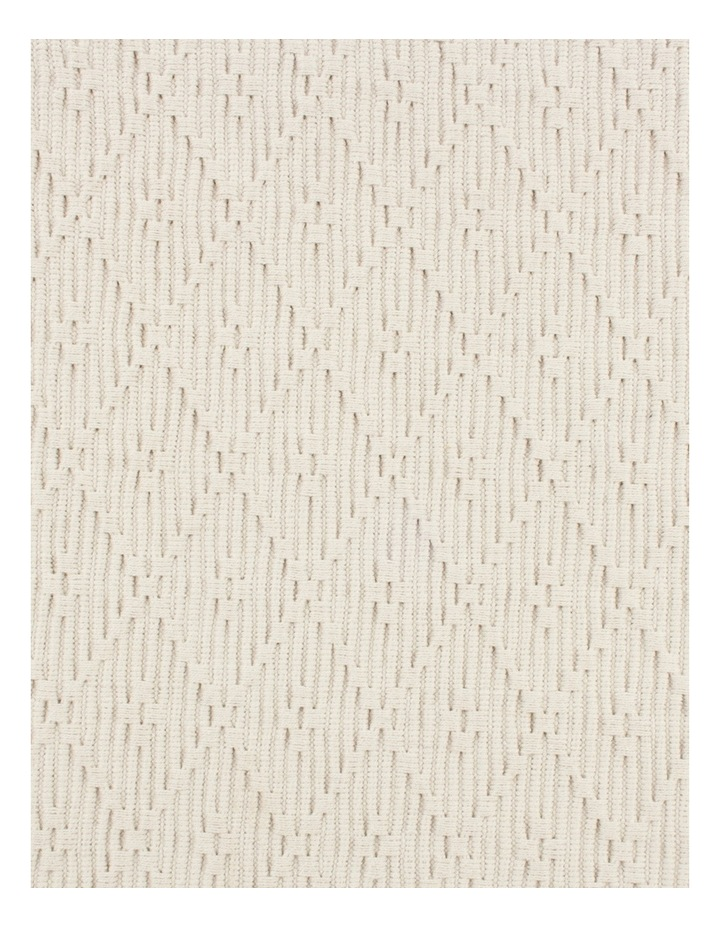 Ribbed Taupe 4 Pack Placemats image 2