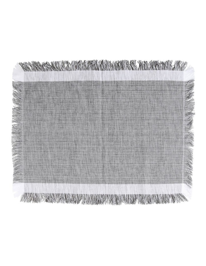 Gibson Placemat Taupe 33x45cm image 2