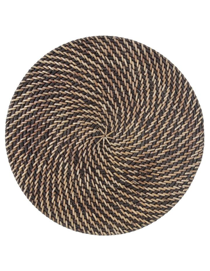 Rattan Placemat 38cm image 1
