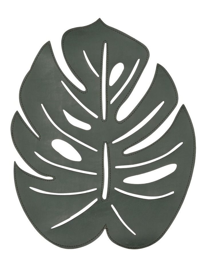 Tropical Leaf Placemat image 1