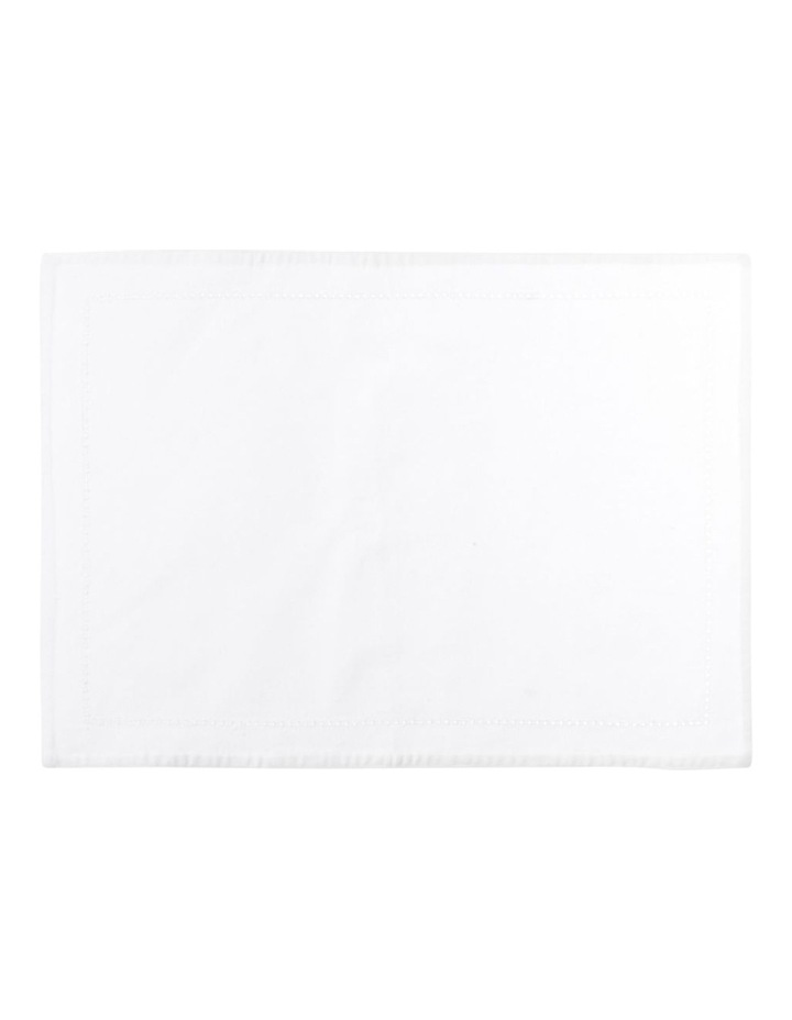 Charlotte Placemat White image 1