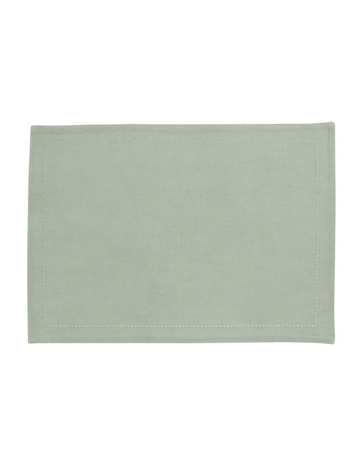 Charlotte Placemat Egg Shell image 1