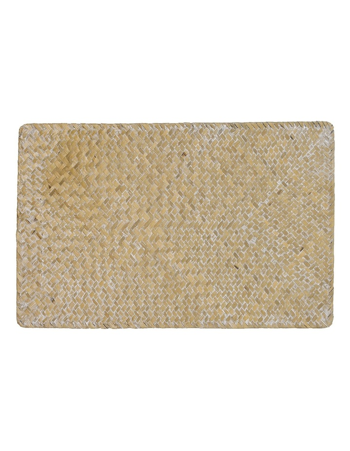 Rectangle Seagrass Placemat image 1