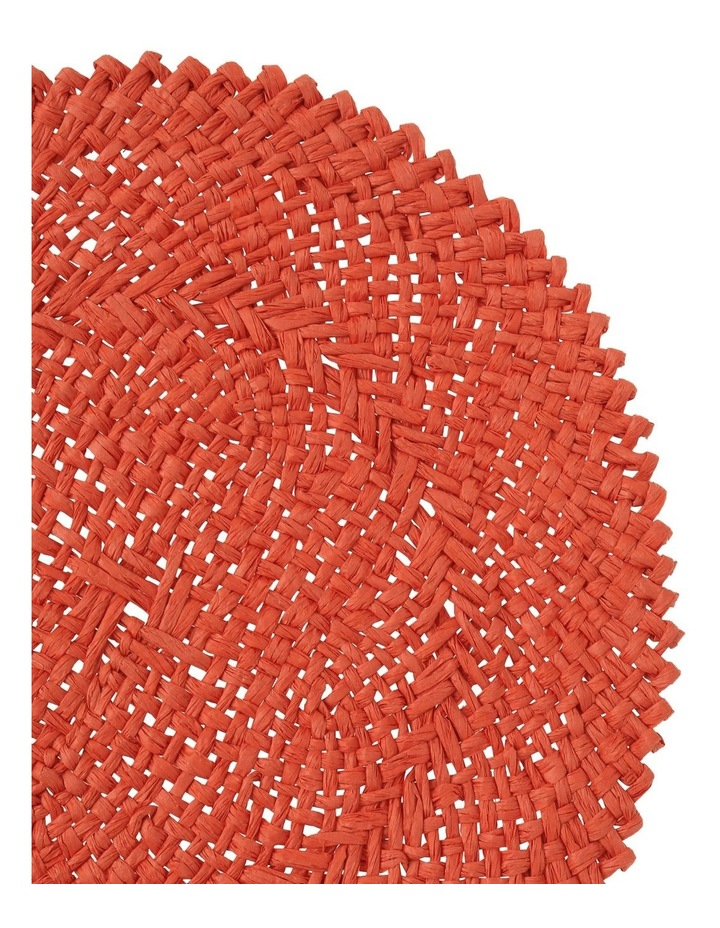 Sunset Placemat 38cm Coral image 2