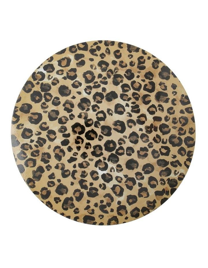 Leopard Hard Back Placemat Set of 4 image 1