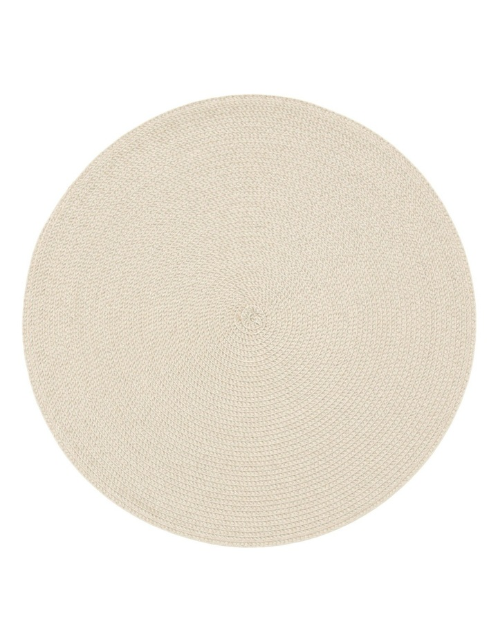 Coast Placemat Round 38cm - Available in 4 Colours image 1