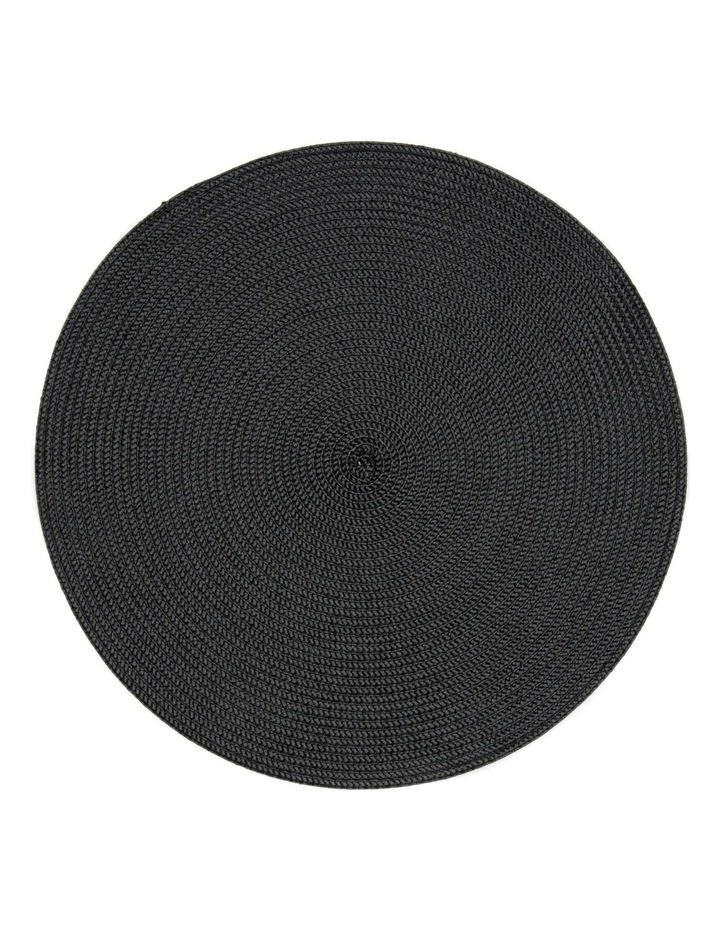 Coast Placemat Round 38cm - Available in 4 Colours image 2