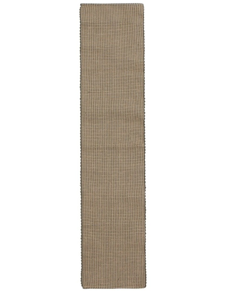 Ezra Table Runner 33X150CM Dusty Olive image 1