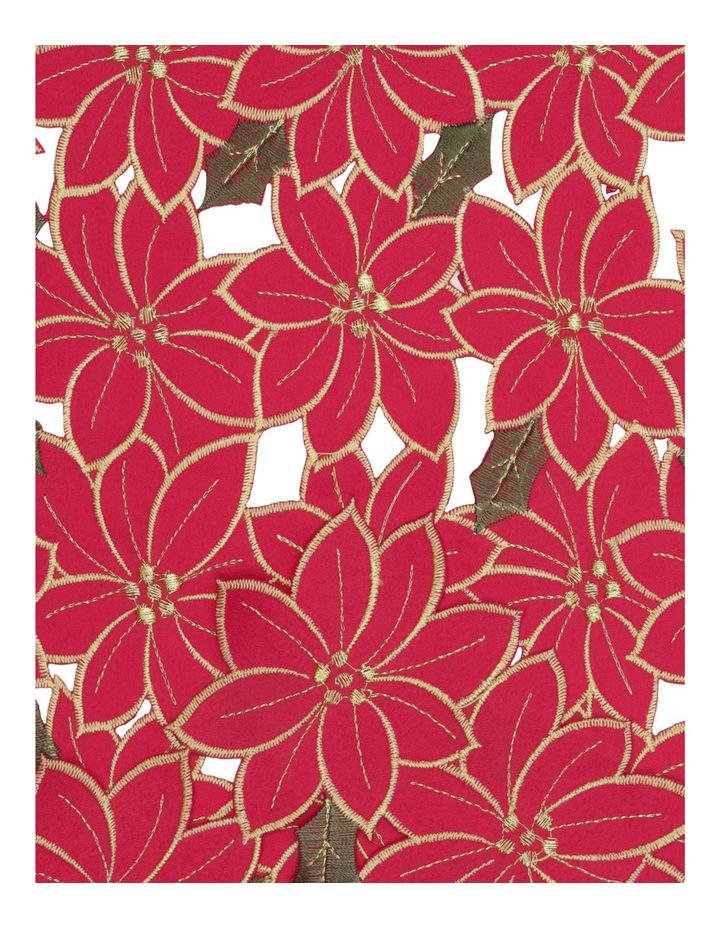 Floral Cutwork Runner image 2