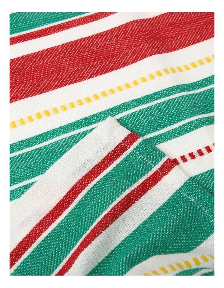 Koala Christmas Applique Tea Towel 2pk image 3
