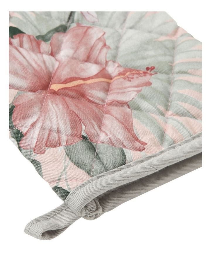 Hibiscus Single Oven Glove image 2