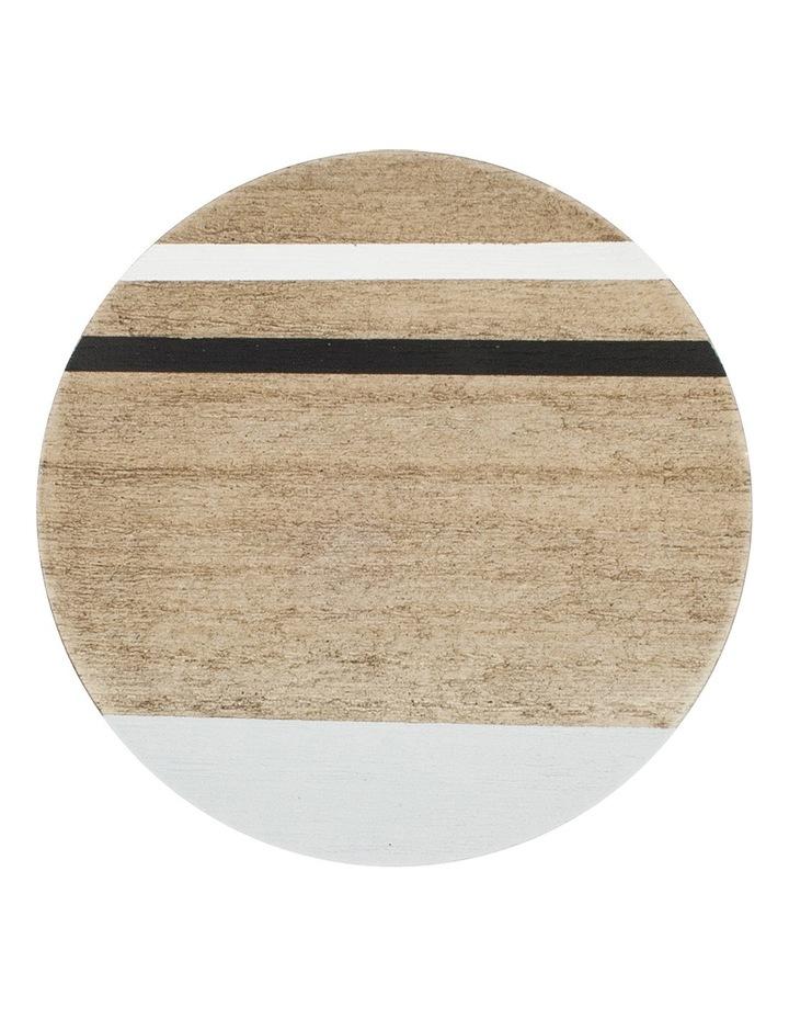 DINE Tempest Wood 4pk Coasters image 1