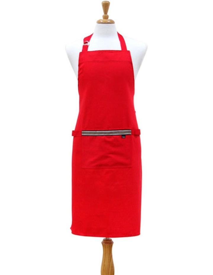 Professional Series II Red Apron image 1