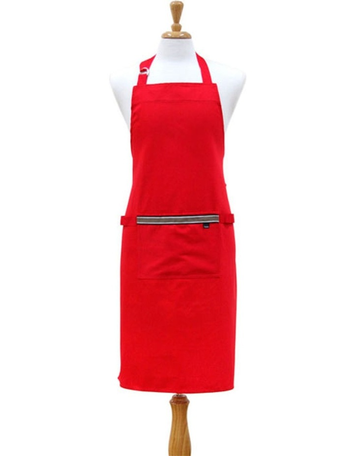 Professional Series II Red Apron image 2