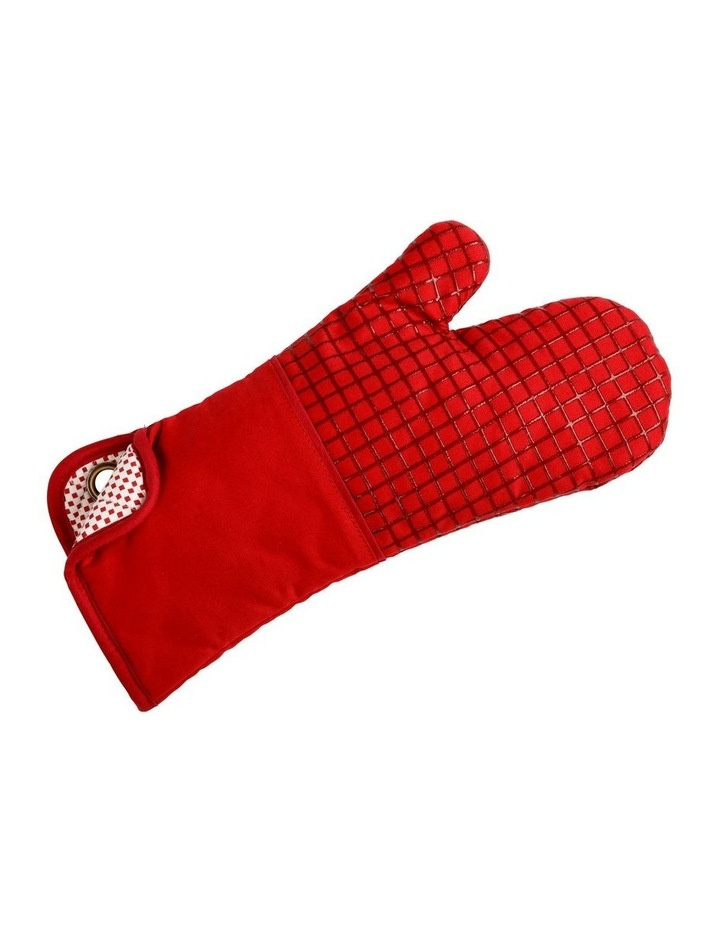 Epicurious Oven Mitt Red image 1