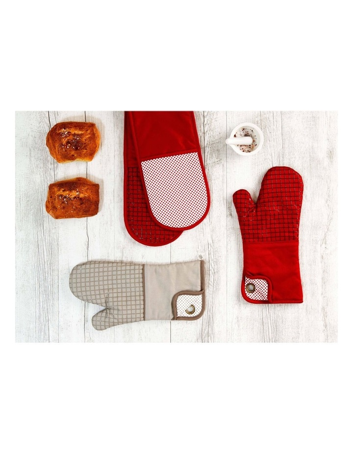 Epicurious Double Mitt Glove Red image 2